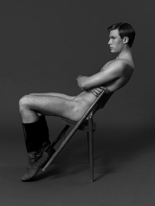 Sexy Male Model Axel Brorson (1)