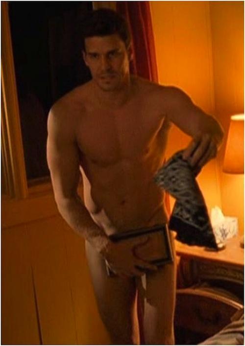 David Boreanaz naked (4)