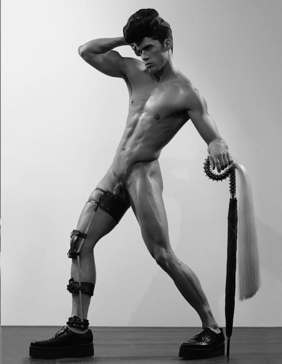 Model naked steven klein