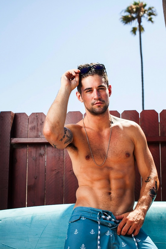 Getting Wet With Benjamin Godfre (7)
