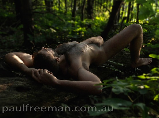 Hairy And Rugged Men Naked (5)