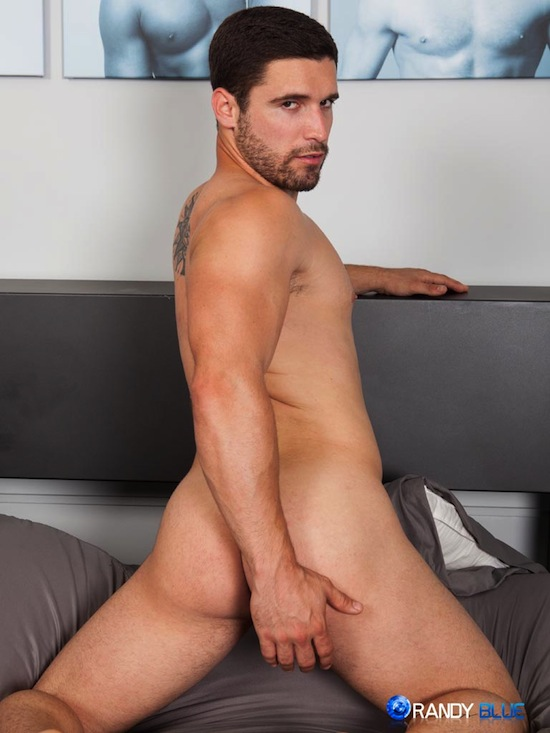 Jerking It With Butch Hunk Matt Castro (6)