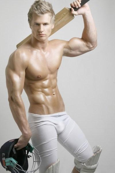 Sexy Muscle Boy Simon George (5)