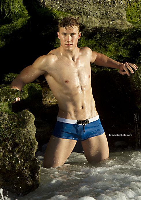 Christopher Richard by Tom Cullis (1)