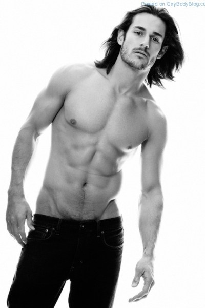 A True Hunk - John Kenney Photographed By Greg Vaughan (1)