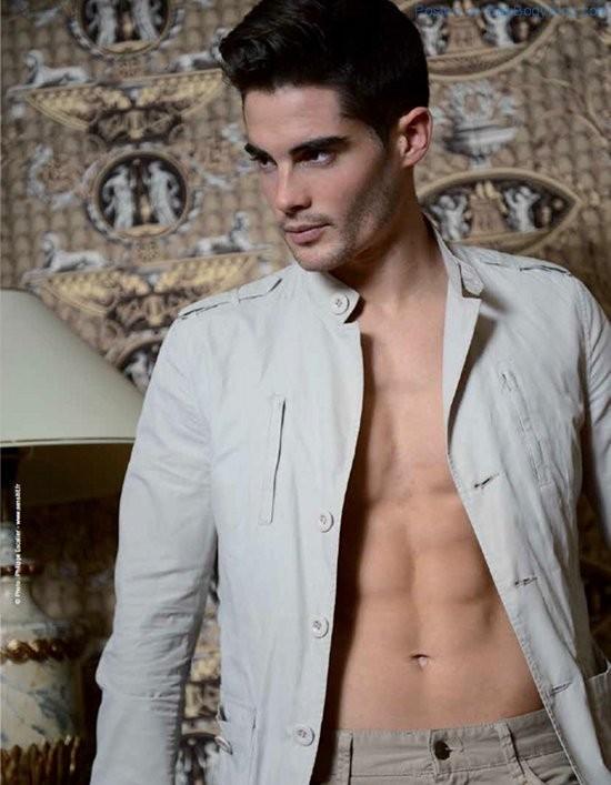 Gorgeous Male Model Fred Jones (2)