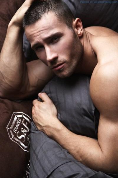 More Of Hunky Muscle Jock Ruben Baars (1)