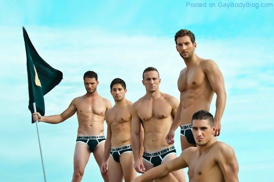 Muscle Boys In Briefs (2)