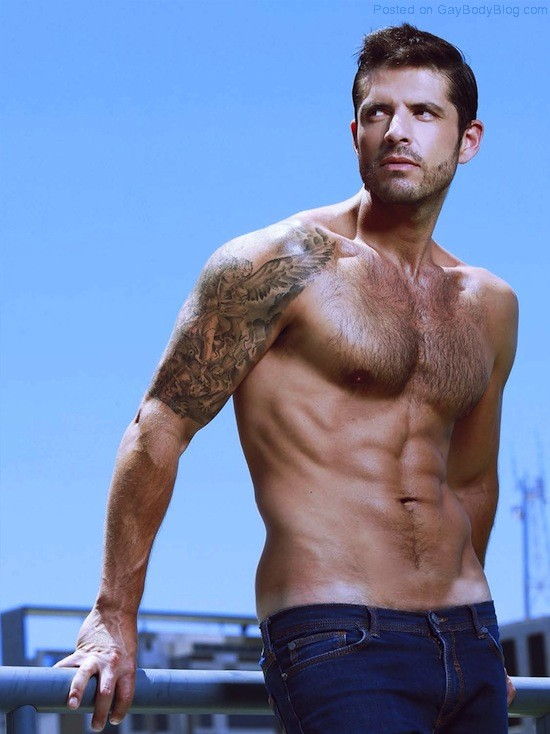 Another Hairy Hunk - Diego Arnary (4)