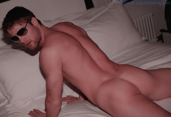 Flashing Some Butt With Sexy Jeff Tomsik (5)