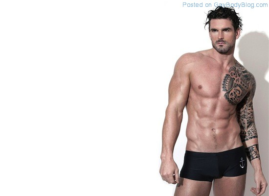 Gorgeous Stuart Reardon In Underwear (3)