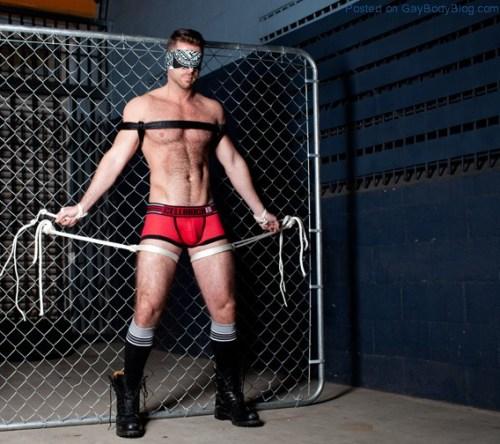 Hot Naked Hunk Brayden Forrester For CellBlock 13 (10)