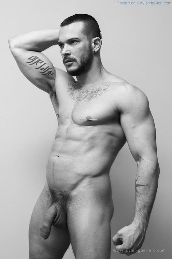 Male sexy nude