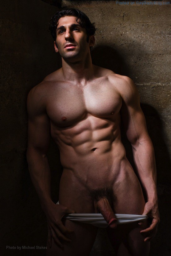 Nude hot male
