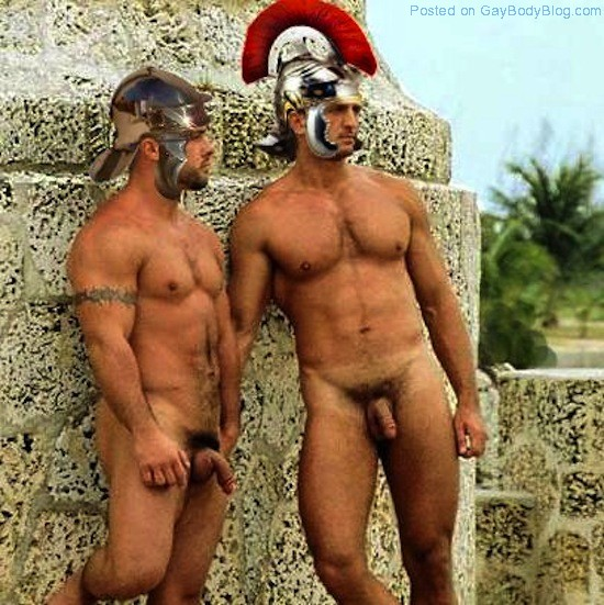 Naked hot men native