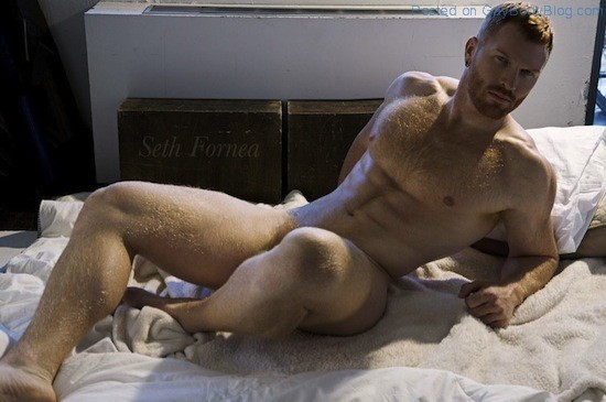 Red Headed Hunk Seth Fornea Reveals More (9)