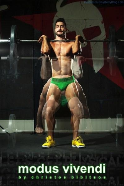 Gym Buff Hunks From Modus Vivendi (1)