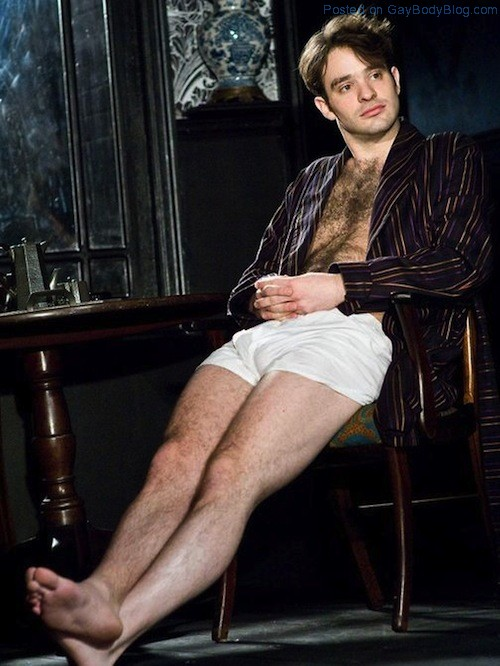 Unexpected Crush - Charlie Cox (3)