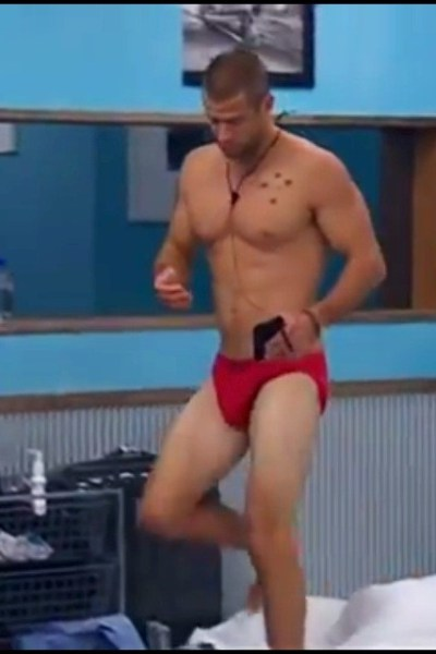 Buff Australian Big Brother Hunk Matthew Filippi (7)