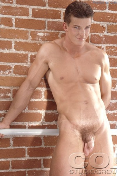Low Hanging Balls With Muscled Jock Danny Lucas 7