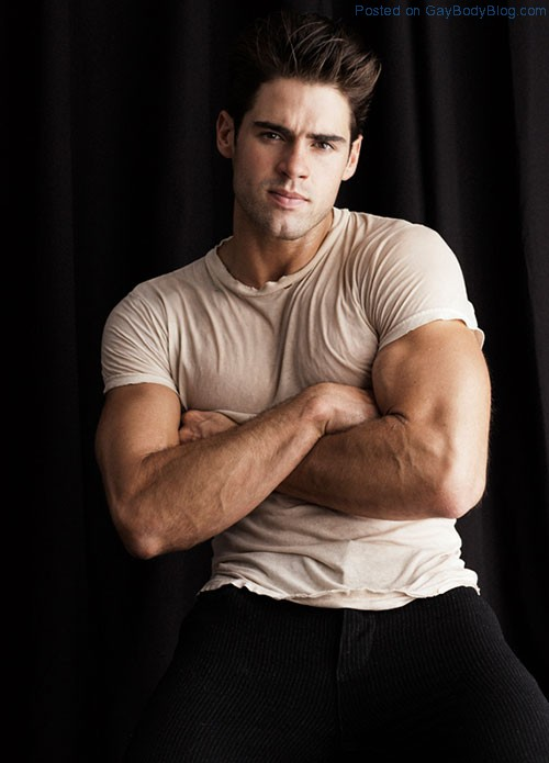Buff Hottie Chad White By Greg Vaughan (1)