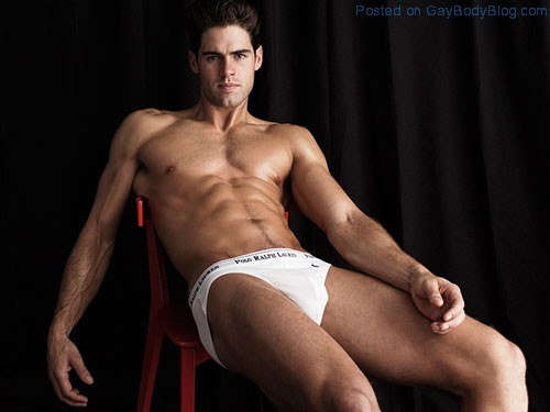 Buff Hottie Chad White By Greg Vaughan (3)