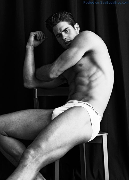 Buff Hottie Chad White By Greg Vaughan (5)