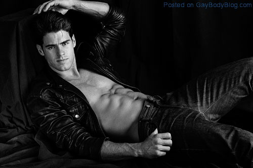 Buff Hottie Chad White By Greg Vaughan (7)