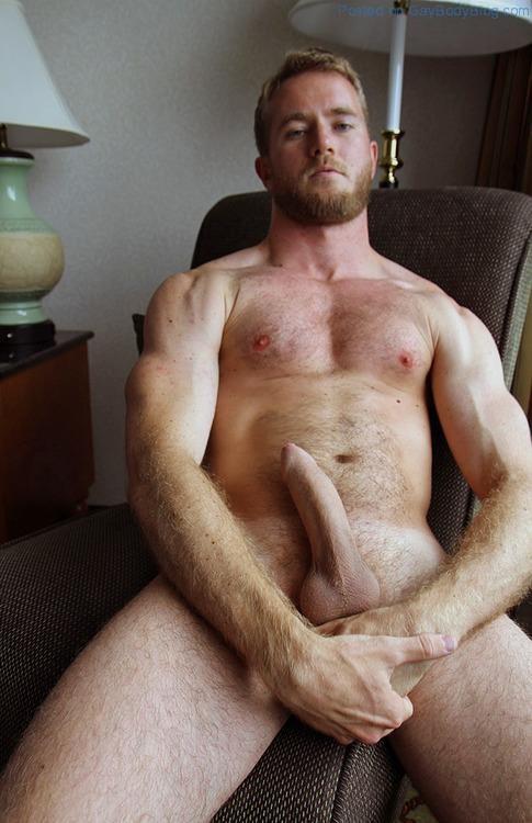 straight men amateur Hot naked