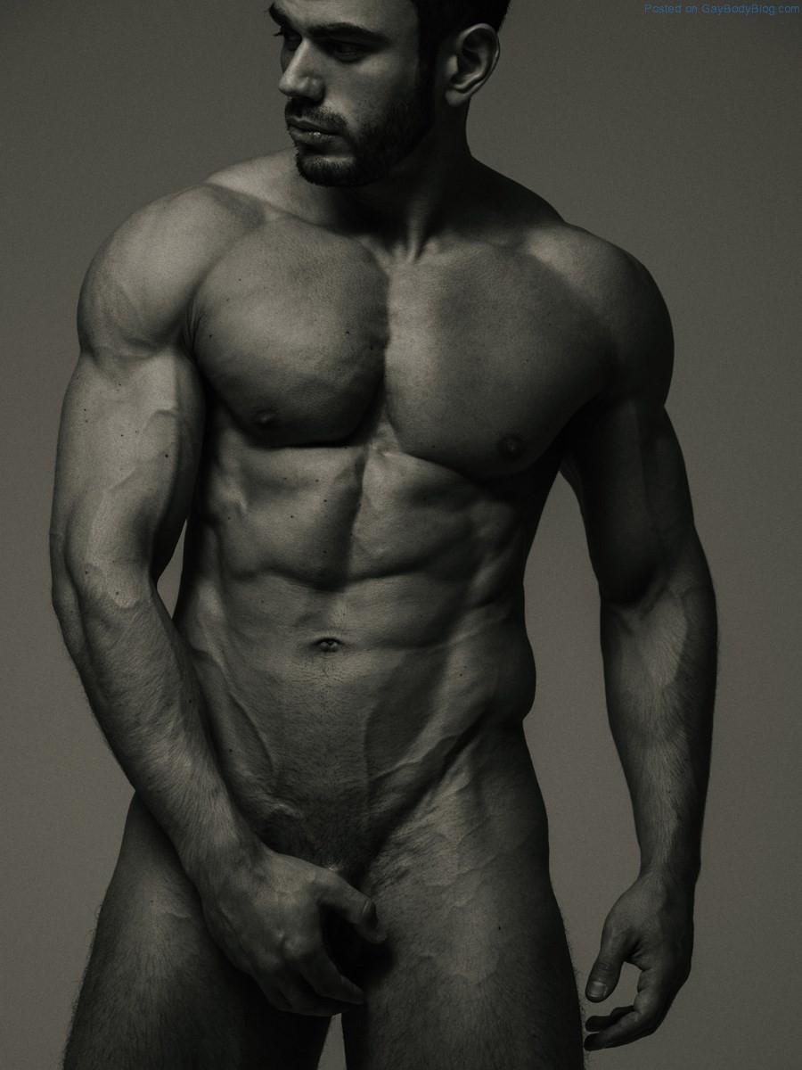 Russian Nude Male 117