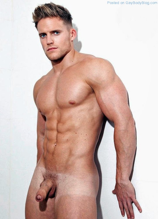 Beautiful naked hunks