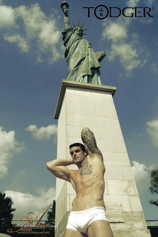 Stuart Reardon In Underwear 6