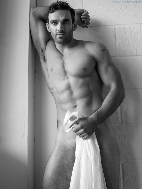 Davood Ghadami Naked 1