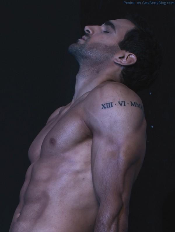 Davood Ghadami Naked 2