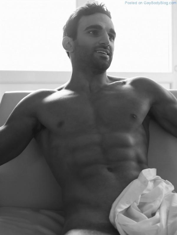 Davood Ghadami Naked 5