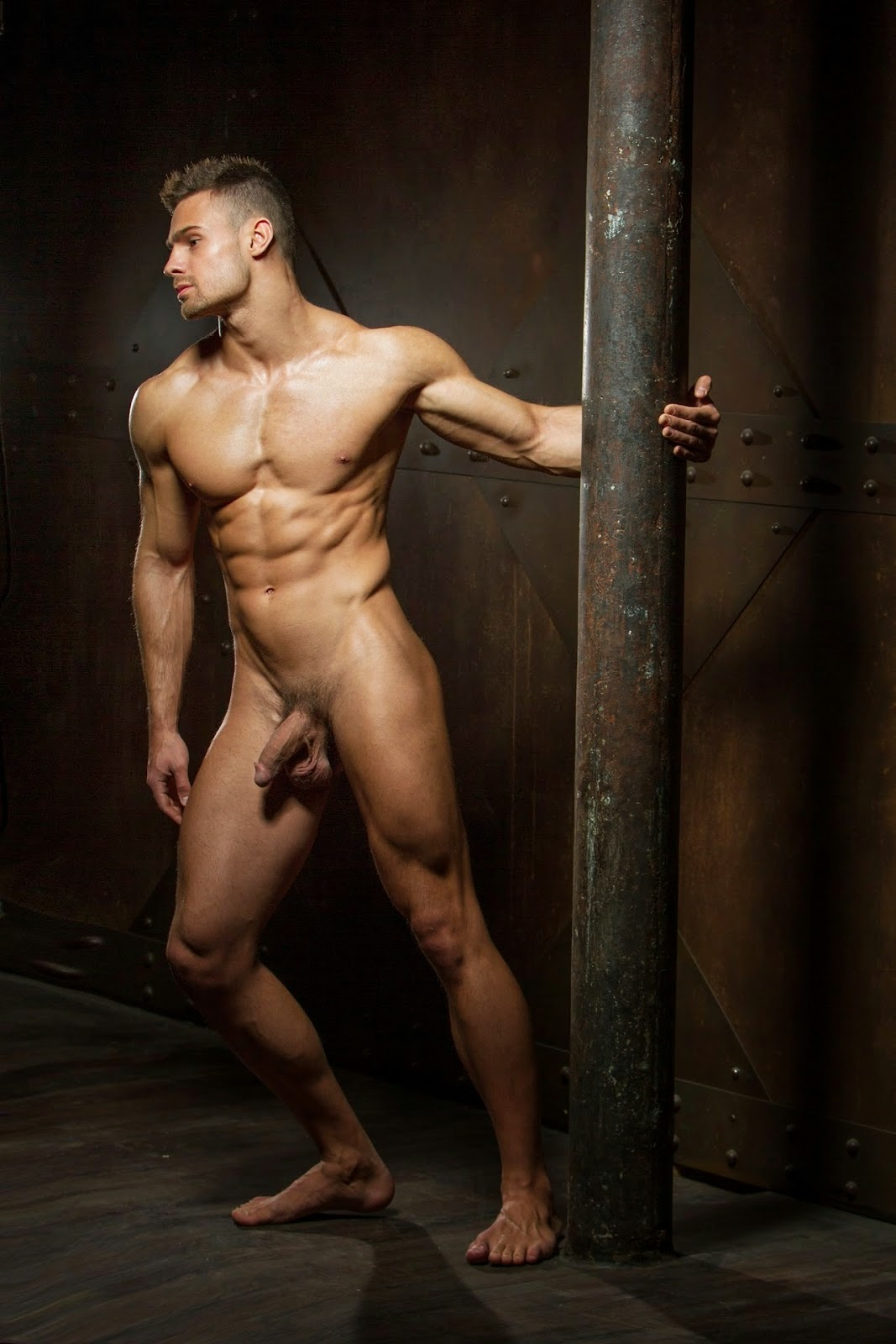 Naked Frontal men