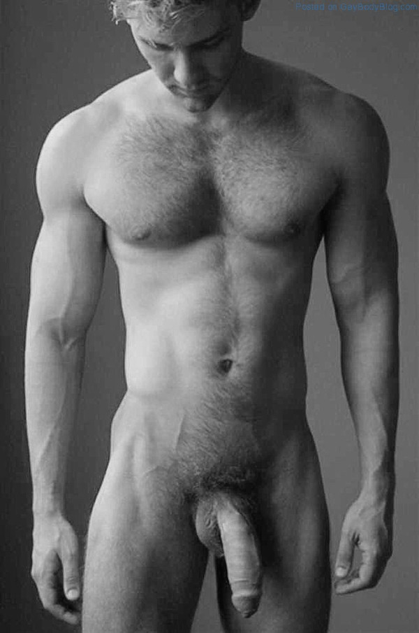 hung models male Well nude