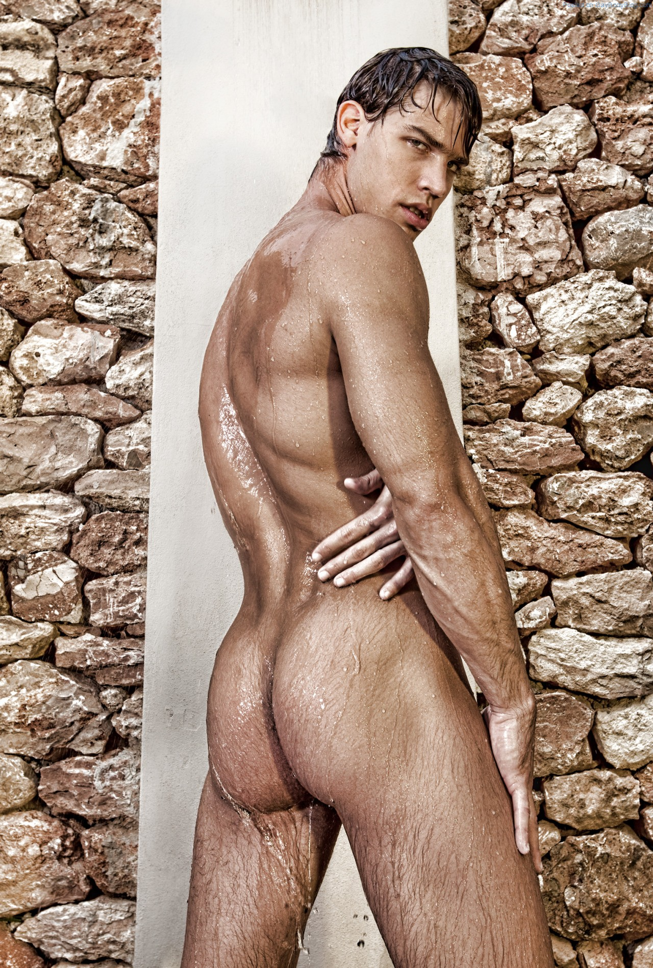 Evans naked kris