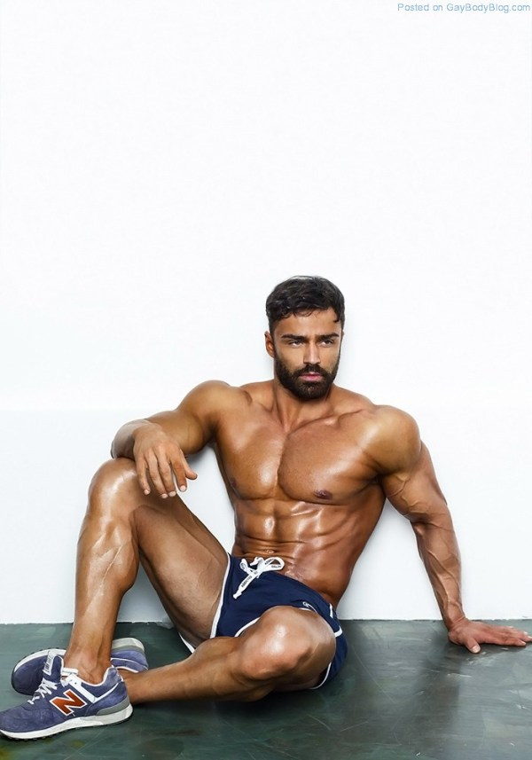 Alex Krupnov Is One For All The Real Muscle Lovers 2