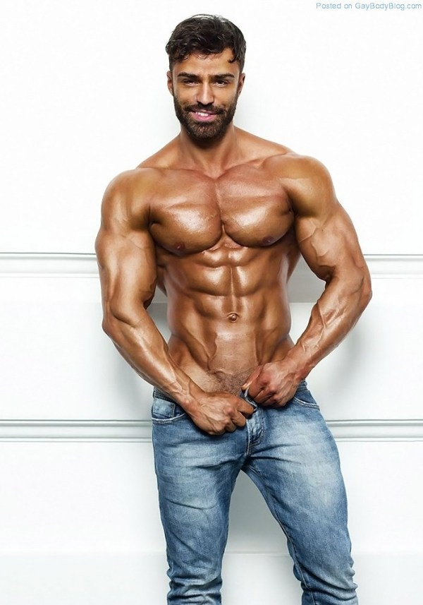 Alex Krupnov Is One For All The Real Muscle Lovers 6