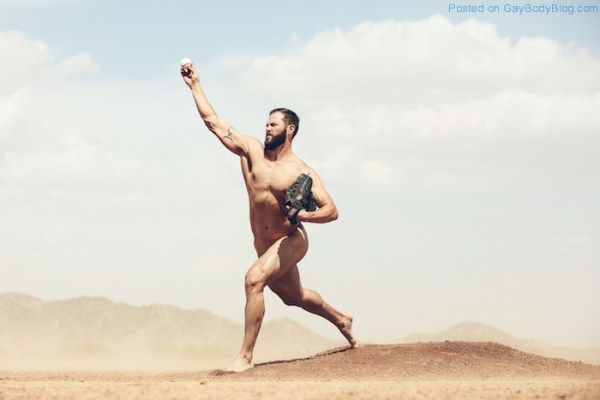 Naked Sports Hunks For ESPN BODY 2016 1
