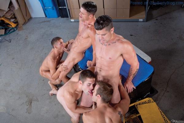 Jock Orgy Videos