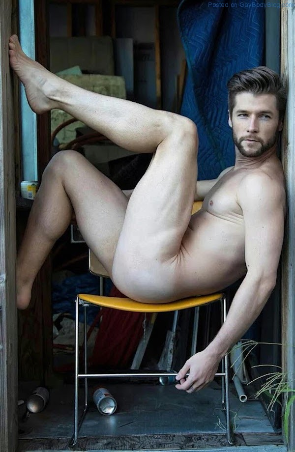 perfect naked male