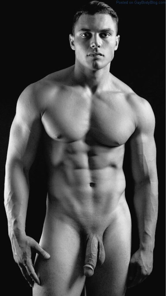 Male nude shaved Straight Guys