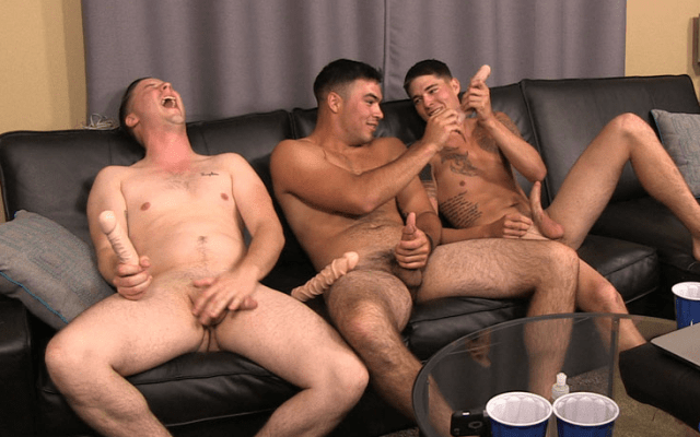 Cumshow Part 1