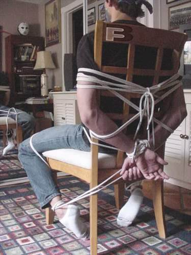 Tumblr Mirror Chair Bondage-7989