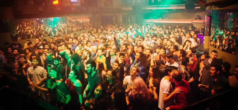 Casa Brandon gay party Buenos Aires