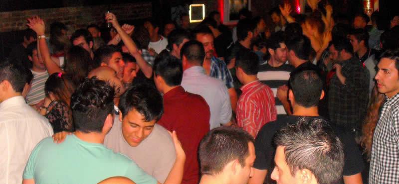 Sitges gay bar Buenos Aires, Argentina