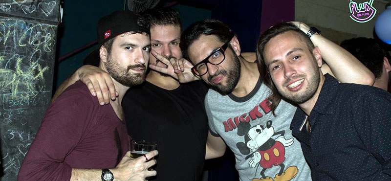 Flub gay bar Buenos Aires