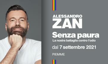 Alessandro Zan: «Prima i diritti. Non stampo il mio libro a Grafica Veneta»